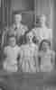 The Moss family, Aileen in the middle. Photo taken 12th  September 1940
