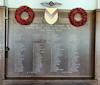 St Julians  High School memorial
